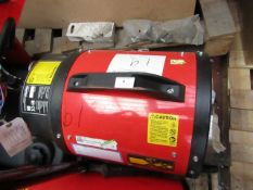 1x CL HEAT DEVIL IRD20B 19, This lot is a Machine Mart product which is raw and completely unchecked