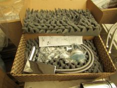 Roca Touch basin mixer, new and boxed.