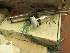 Vitra Slope basin mixer, new and boxed.