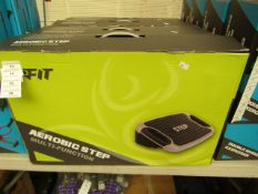 ClubFit - Aerobic Step Multi-Function - New & Boxed.