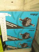 ClubFit - Double Wheel Exerciser - New & Boxed.