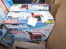 1x CL WASH TIGER1800A P 169 This lot is a Machine Mart product which is raw and completely