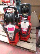 1x CL WASH JET8000 230V 139 1x CL WASH JET8500 230V