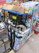 1x 8inch TABLE SAW 187 This lot is a Machine Mart product which is raw and completely unchecked and
