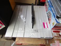 1x CL TABLE CTS14 230V 146 This lot is a Machine Mart product which is raw and completely unchecked