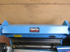 1x CL SHEETMETAL SBR760 123 This lot is a Machine Mart product which is raw and completely