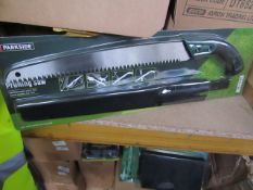 Parkside - 32cm Pruning saw - New.