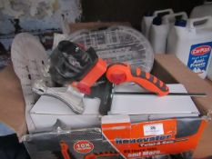 | 1X | THE RENOVATOR TWIST-A-SAW | UNCHECKED & BOXED | SKU- | RRP £79.00 | TOTAL RRP £79.00 |