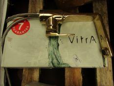 Vitra basin mixer, new and boxed.