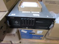 Supermicro Server Unchecked & unboxed