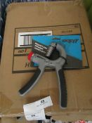 2x ClubFit - Adjustable Power Hand Grip (10 KG - 40 KG) - New.
