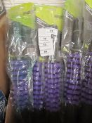 2x Club Fit - Pressure Point Massager (Purple) - New & Packaged.