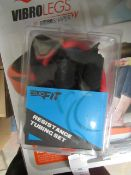 2x ClubFit - Resistance Tubing Set - New & Packaged.