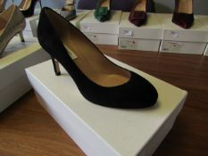 L.K.Bennett Nw Sybila Suede shoes, size EU41, unused and boxed. RRP £195