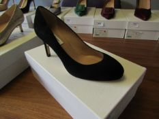 L.K.Bennett Nw Sybila Suede shoes, size EU35.5, unused and boxed. RRP £195