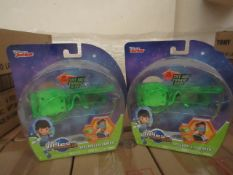 2x Boxes of 4x Disney Miles from Tommrowland - Spectral Eyescreens - RRP £8.99 each on ebay New &