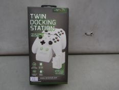Venom Twin Docking Station For Use With Xbox One Unchecked & Boxed