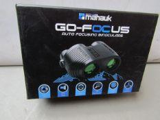 Go Focus Mahauk Binoculars Unchecked & Boxed