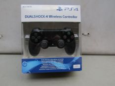DualShock 4 Wireless Controller Ps4 Unchecked & Boxed