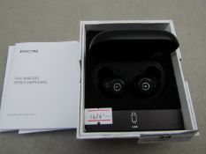 EnacFire True Wireless Stereo Earphones Unchecked & Boxed