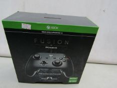 Fusion by Power A Pro Wired XboxOne Controller Unchecked & Boxed