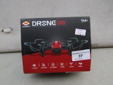 Drone Q6 4 Channel Remote Control Drone Untested & Boxed