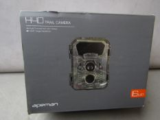 Ampeman H40 Trail Camera Unchecked & Boxed
