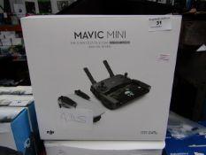 DJI Mavic Mini (The Everyday FlyCam ) Drone, unchecked & Boxed