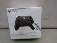 Black Xbox One Controller Unchecked & boxed