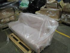 | 1X | PALLET CONTAINING A MADE.COM CLICK CLACK SOFA BED APPEARS TO BE MISSING ARMS AND FEET |