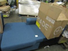 | 2X | PALLETS CONTAINING MADE.COM SOFA PARTS AND 2 OTHER ITEMS | please note all items and