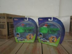 2x Boxes of 4x Disney Miles from Tommrowland - Spectral Eyescreens - RRP £8.99 each on ebay -