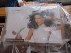 | 5X | KENDALL JENNER FORMAWELL BEAUTY PRO IONIC HAIR DRYER | REFURBISHED AND BOXED | NO ONLINE RE-
