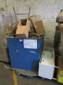 | 1X | PALLET OF FAULTY / MISSING PARTS / DAMAGED CUSTOMER RETURNS COX AND COX STOCK