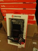 12x Boxes Containing 4x Griffin - Identity Ultra Slim Black Iphone 6 Mobile Phone Cases - New &
