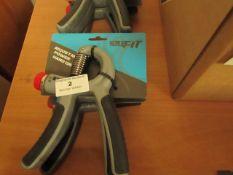3x ClubFit - Adjustable Power Hand Grip (10 KG - 40 KG) - New.