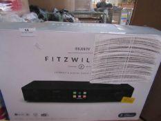 Majority Fitzwilliam Internet & Digital Radio HI-FI Adapter Unchecked & Boxed