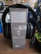 Turtle Beach Recon 200 wired headphones, untested due to no charge and boxed.