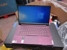 """LENOVO Yoga Slim 7 14"""" Laptop - Intel® Core™ i5, 256GB SSD, tested working and boxed with charger."""