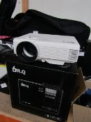 DR.Q projector HI-04, unchecked and boxed. RRP £89
