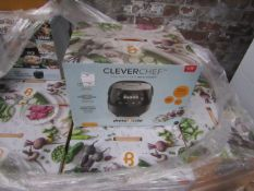 | 5X | DREW AND COLE CLEVER CHEF | BOXED AND UNCHECKED | NO ONLINE RESALE | SKU - | RRP £69.99 |