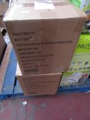 | 7X | POWER AIR FRYER 5L | UNCHECKED AND BOXED | NO ONLINE RE-SALE | SKU C5060191466936| RRP £99.99