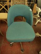 | 1X | MADE.COM OFFICE CHAIR | LOOKS UNUSED (NO GUARANTEE) | RRP CIRCA £199 |