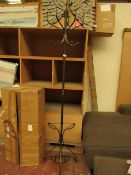 | 1X | COX & COX WALL MOUNTED METAL COAT STAND | LOOKS UNUSED | RRP £125 |