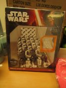 1 x Disney Star Wars Single Duvet Set new & packaged