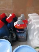 2x 800ml Bottles of Finish Rinse aid