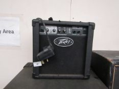 Peavey Max126 Bass Amp, unchecked.please read lot 0 before bidding!!!!