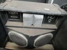 Squire Acoustic developments HD 2 Speaker, unchecked.please read lot 0 before bidding!!!!