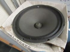 Trance Elliot C15H-200 Celestron Loud speaker, looks to be unused with original box although this is