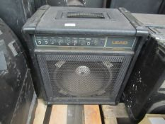 Carlsbro Hornet Lead Guitar amp, Unchecked.please read lot 0 before bidding!!!!